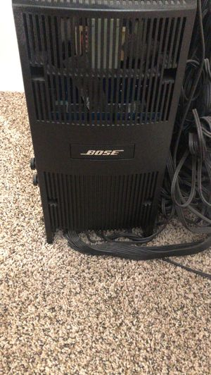 Bose Speaker Yamaha Receiver 5.1 Home Theatre System for Sale in Brooklyn, NY