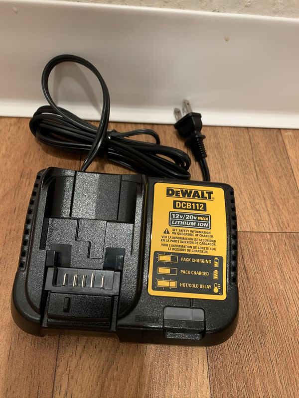 Dewalt charger. $25 firm on price