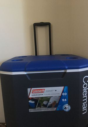 Coleman Wheeled Cooler Brand New for Sale in Greensboro, NC