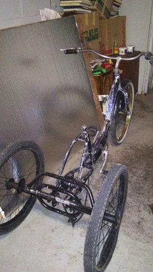 Schwinn trike project 30 bucks for Sale in Tacoma, WA