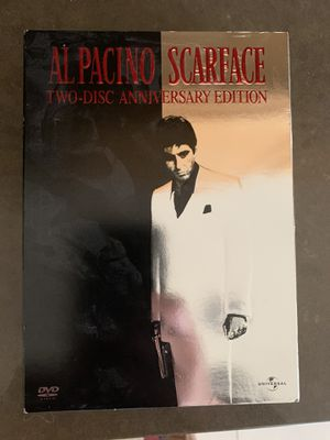 Scarface 2 disc DVD for Sale in Las Vegas, NV