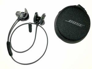 Boss soundsport wireless earbud for Sale in Cambridge, MA