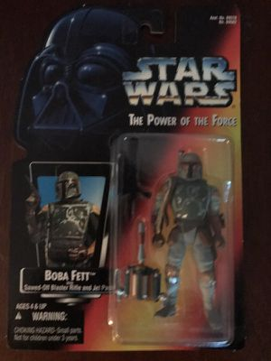 1995 BUBA FETT KENNER ACTION FIGURE for Sale in Miami, FL