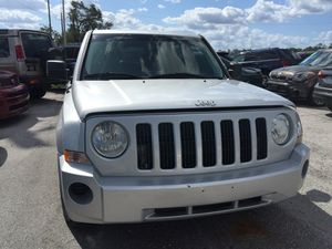 Jeep Patriot 2009 Only 98k manual!! Clean title 4600 for Sale in Orlando, FL