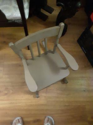 Antique Children's Rocker Chair for Sale in Chicago, IL