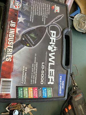 Prowler LD 5000 JB industries Leak Detector for Sale in Plano, TX