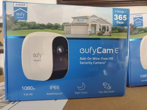 Brand New Eufy Security Cameras for Sale in Charlotte, NC