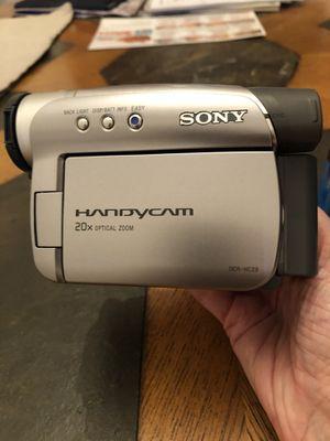 Video Camera - Sony Handycam for Sale in Phoenix, AZ
