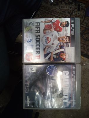 PlayStation 3 games for Sale in Fresno, CA