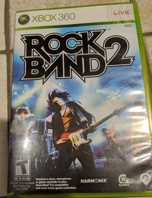 Rock Band 2 - Xbox 360 Game for Sale in Miami, FL