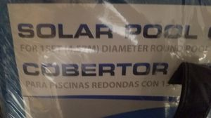 Solar Pool Covers New for Sale in Lathrop, CA