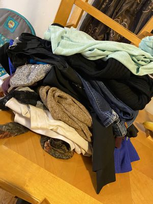 Free women clothes for Sale in Denver, CO