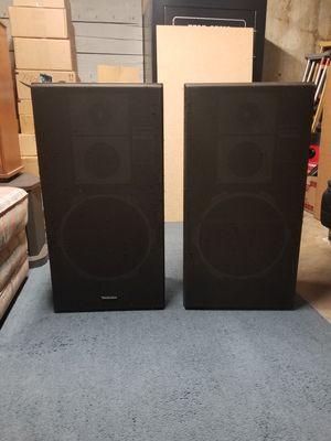 Technics 200 Watt 3 way Speakers for Sale in Manchester, MO