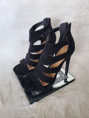 Candie's Black Side Slit Open Toe Stillettos for Sale in Nashville, TN