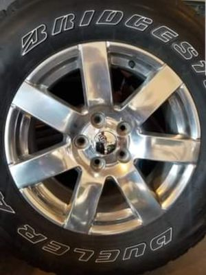 Holiday sale! Jeep wheels and tires for Sale in Seattle, WA