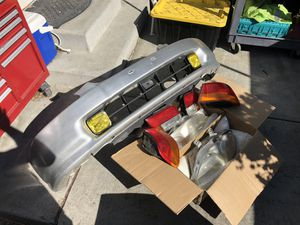 96-00 civic headlights, fog lights, bumper, tail lights. Make offer. for Sale in Campbell, CA