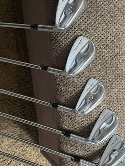 TAYLORMADE RAC FORGED IRONS for Sale in Temecula,  CA
