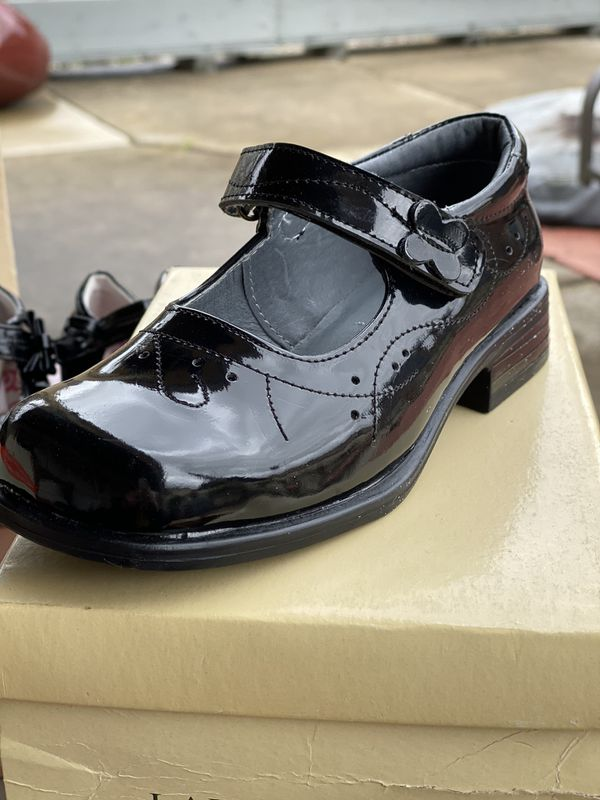 Black Patent Leather Shoes 3 pairs X $25 !!!!