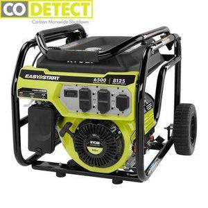 Ryobi 6500 watt generator for Sale in Pittsburgh, PA