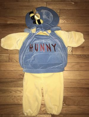 Winnie the Pooh Hunny Pot Costume 6-12 Months for Sale in Woburn, MA