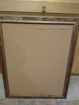 Cork board for Sale in Kannapolis, NC