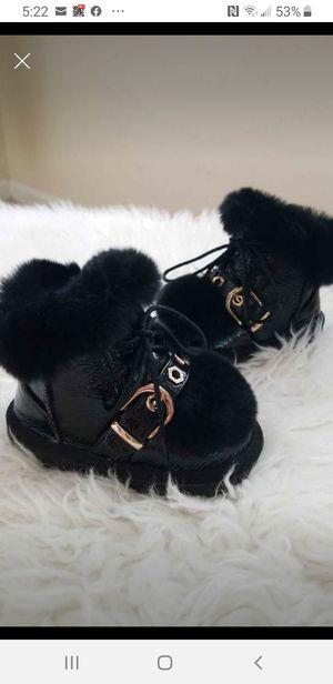 Baby girl boots for Sale in Stone Ridge, VA