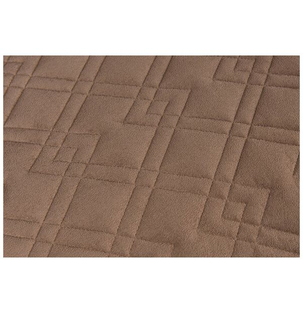 "Slipcovers Made of Quilted Microfiber Suede for Pets, Canine Chair Loveseat Sofa/Couch Covers for Dogs, Cats (Loveseat, 47""x74"")"