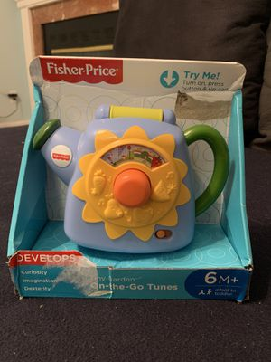 Fisher Price Tiny Garden Tunes Kids Toy for Sale in Durham, NC