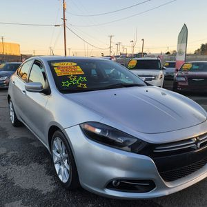 2013 DODGE DART RALLYE 6 SPEED MANUAL TRANSMISSION. STAR AUTO SALES. 514 CROWS LANDING RD. MODESTO for Sale in Modesto, CA