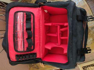 Large Albinar professional canvas camera shoulder bag for Sale in Citrus Heights, CA
