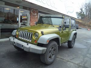 2008 Jeep Wrangler for Sale in Naugatuck, CT