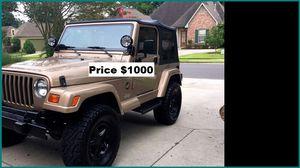 ֆ1OOO Jeep Wrangler for Sale in Dallas, TX