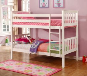 Twin bunk bed frame for Sale in Elgin, IL