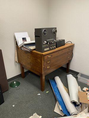 Antique plan desk for Sale in Montclair, CA