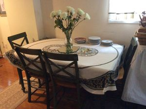 Table and chairs for Sale in Fairfax, VA