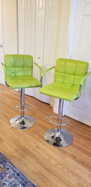 High stool chairs, $70 both for Sale in Arlington, VA