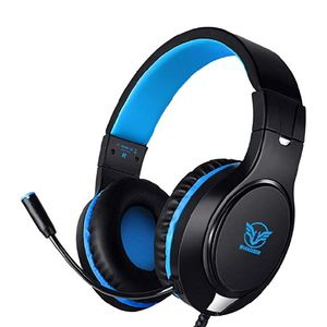 Karvipark H-10 Gaming Headset for Xbox One/PS4/PS5/PC/Nintendo Switch|Noise Cancelling,Bass Surround Sound,Over Ear,3.5mm Stereo Wired Headphones with for Sale in Fontana, CA