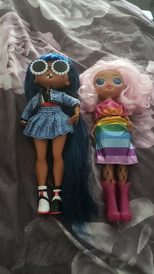2 Omg Dolls for Sale in Vancouver, WA