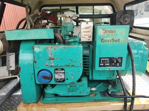 Onan 6.5 RV GenSet Generator for Sale in Anniston, AL