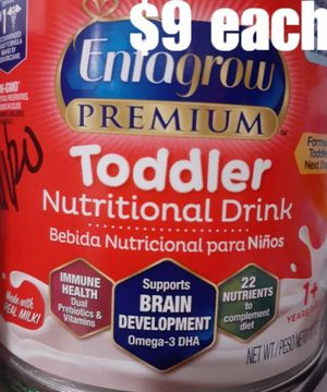 Enfagrow toddler/10oz for Sale in Vernon, CA