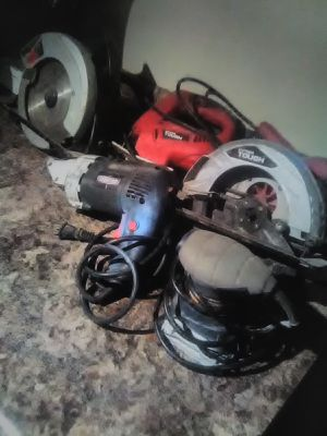 Lot of electric power tools for Sale in St. Peters, MO