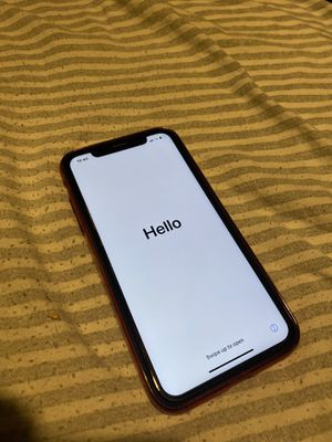 iPhone XR Verizon unlocked 64gb for Sale in Manchester, CT
