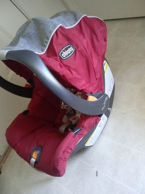 Car seat with base; Bumbo seat for Sale in Front Royal, VA
