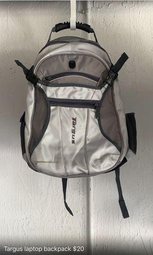 Targus laptop backpack for Sale in Miramar, FL