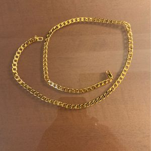18k Curb Chain for Sale in Los Angeles, CA