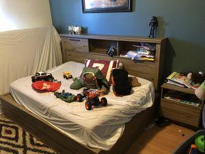 Full size bedroom set for Sale in Ellensburg, WA