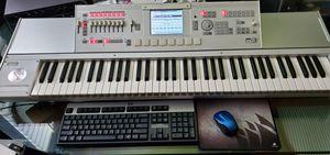 Korg Keyboard - M3 Music Workstation /Sequencer and Sampler for Sale in Chula Vista, CA