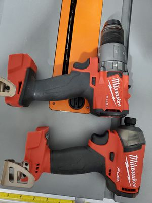 Milwaukee hammer drill and impact for Sale in Jacksonville, FL