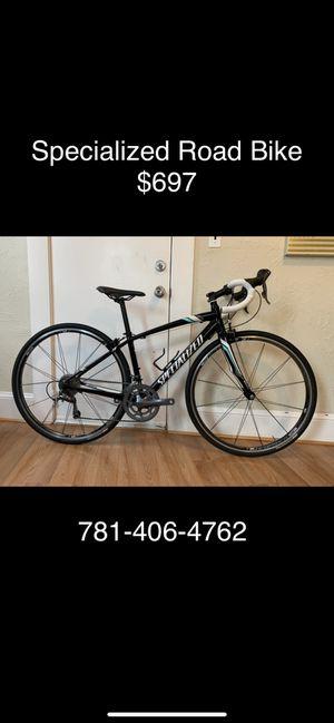 Specialized Dolce Road Bike 48cm Carbon Fiber Fork for Sale in Everett, MA