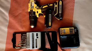DeWalt 20v Brushless Drill Set for Sale in Hedgesville, WV
